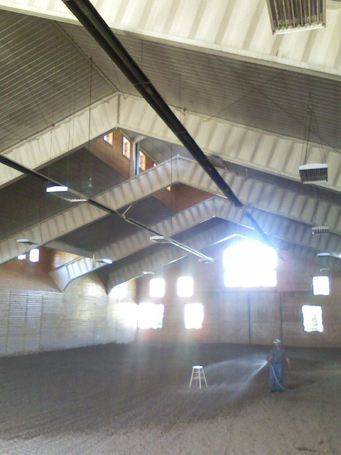 How To Heat Your Barn Horse Arena Heating Stable Heaters