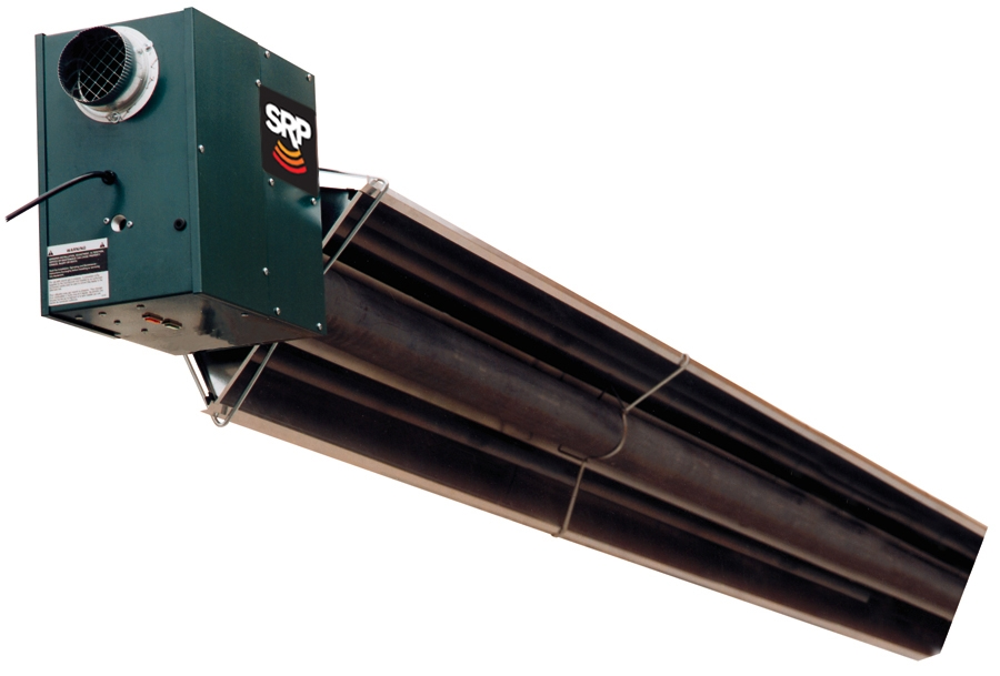 Superior Radiant | Radiant Tube Heater | Infrared Heater