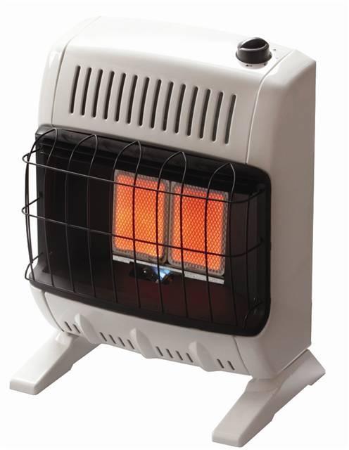 Heatstar HSVFR 10,000 BTU Vent Free Heater, Manual Control