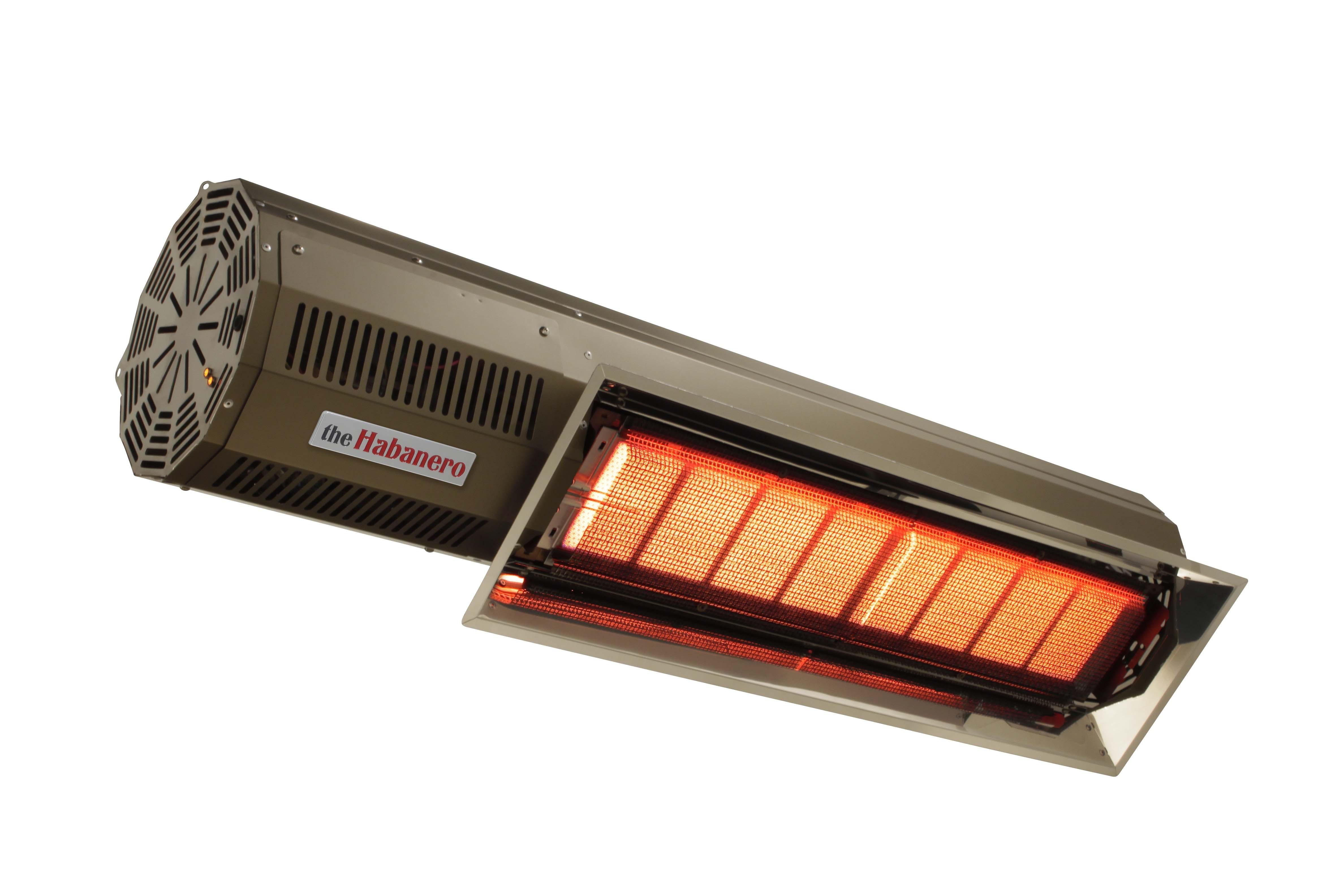 Habanero M40 | M50 Patio Heater, Black