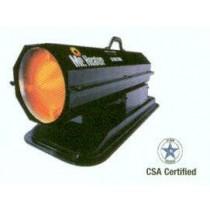 50,000 BTU Kersosene or Diesel Fired Salamander Heater