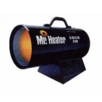 MH55FAV Contractor Forced Air Salamander Propane Heater