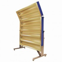 Electric Heat Panel for Drying and Curing