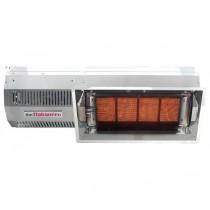 Habanero M20 Infrared Patio Heater, Stainless Steel